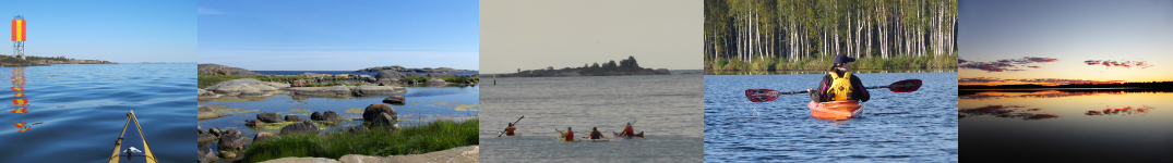 More Fantastic Scandinavian Kayaking Adventures