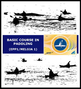 Basic course in paddling EPP1